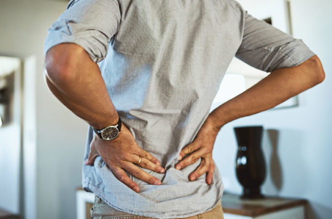 back pain problems
