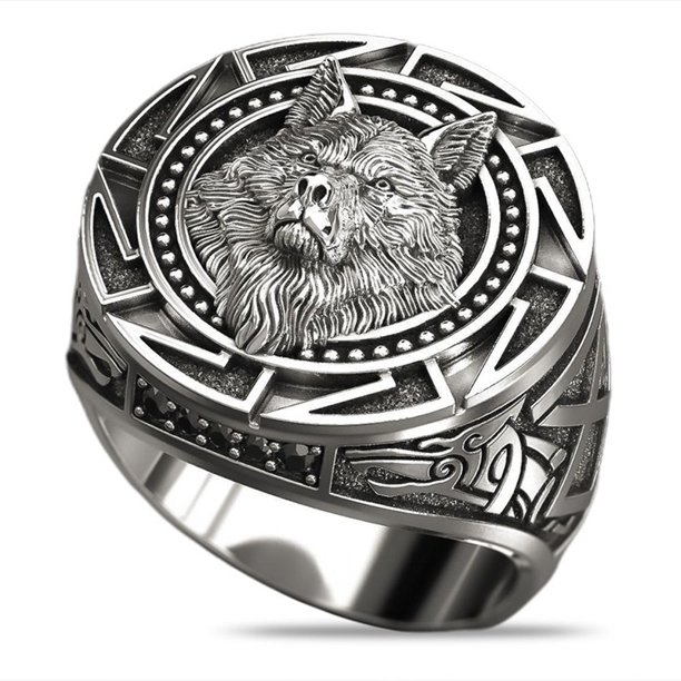 buying certified wolf ring